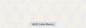 6635 Cube Blanco ref