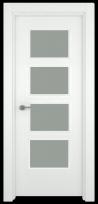 Puerta interior de aluminio MOD A 100 4VA